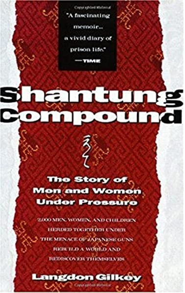 Shantung Compound Book Cover
