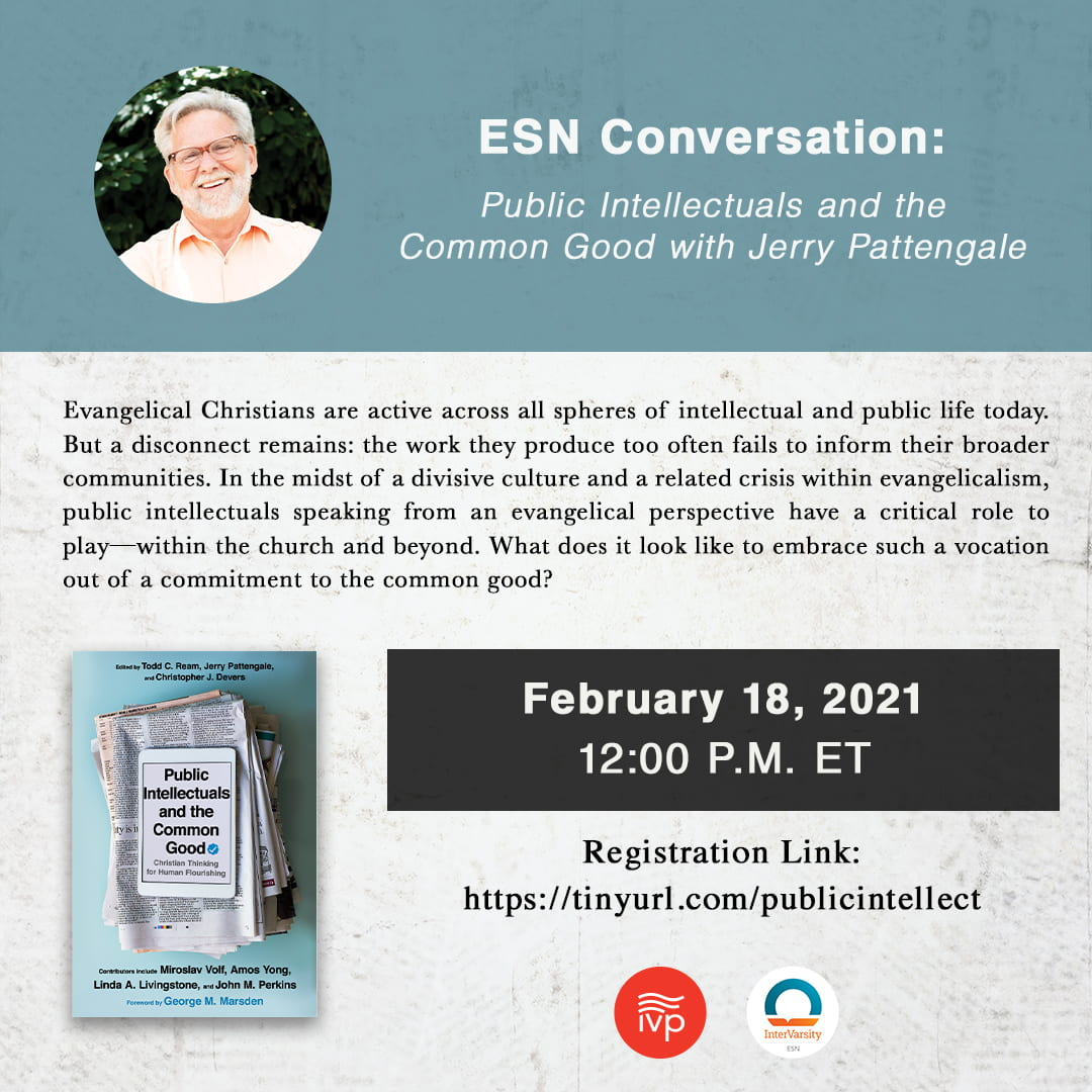 Graphic for webinar. Includes photos  of Jerry Patebgale and his book cover