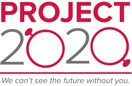 Project 2020 - We can't see the future without you