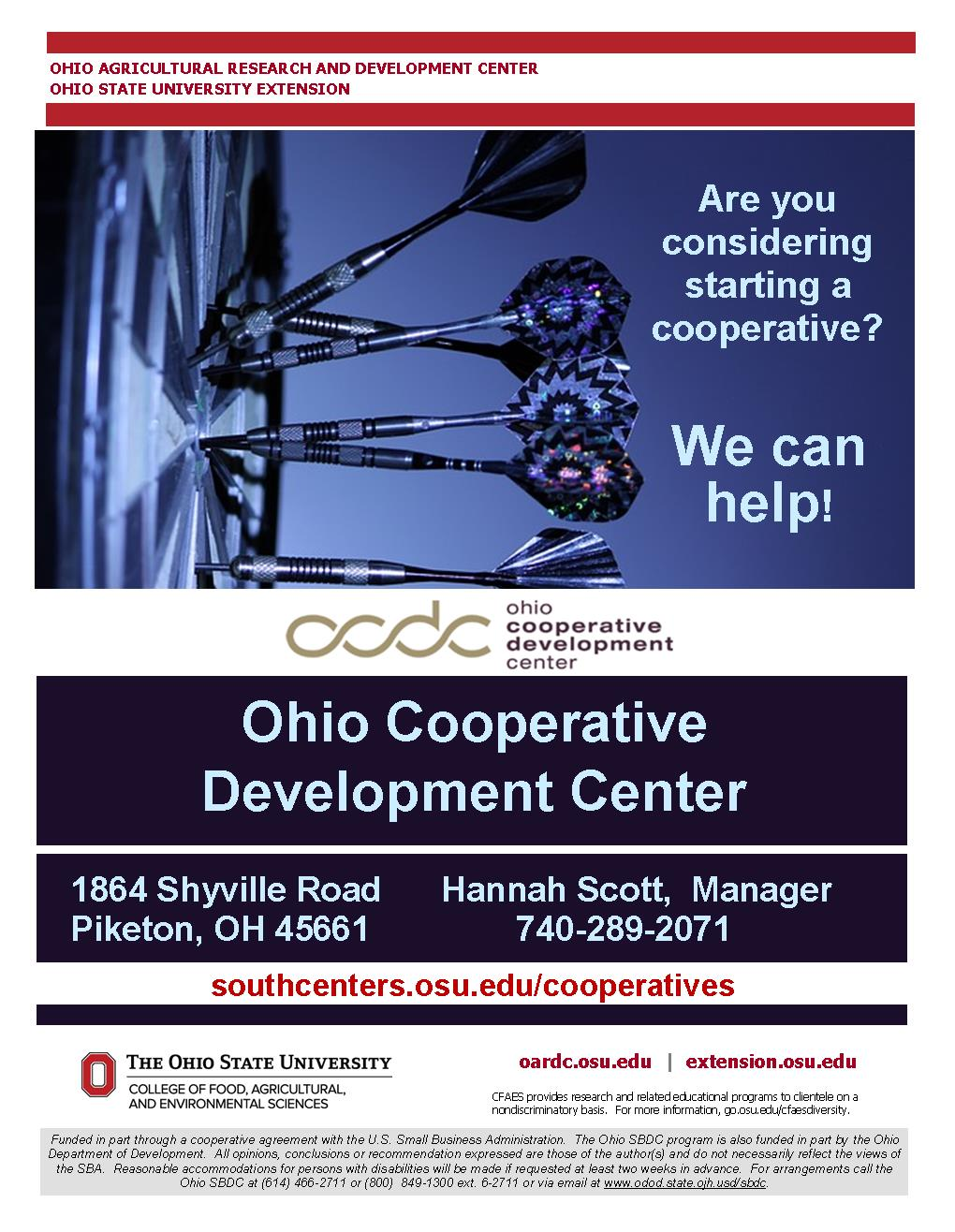 Ohio Cooperative Development Center