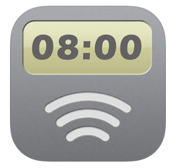Smart Phone Clock in