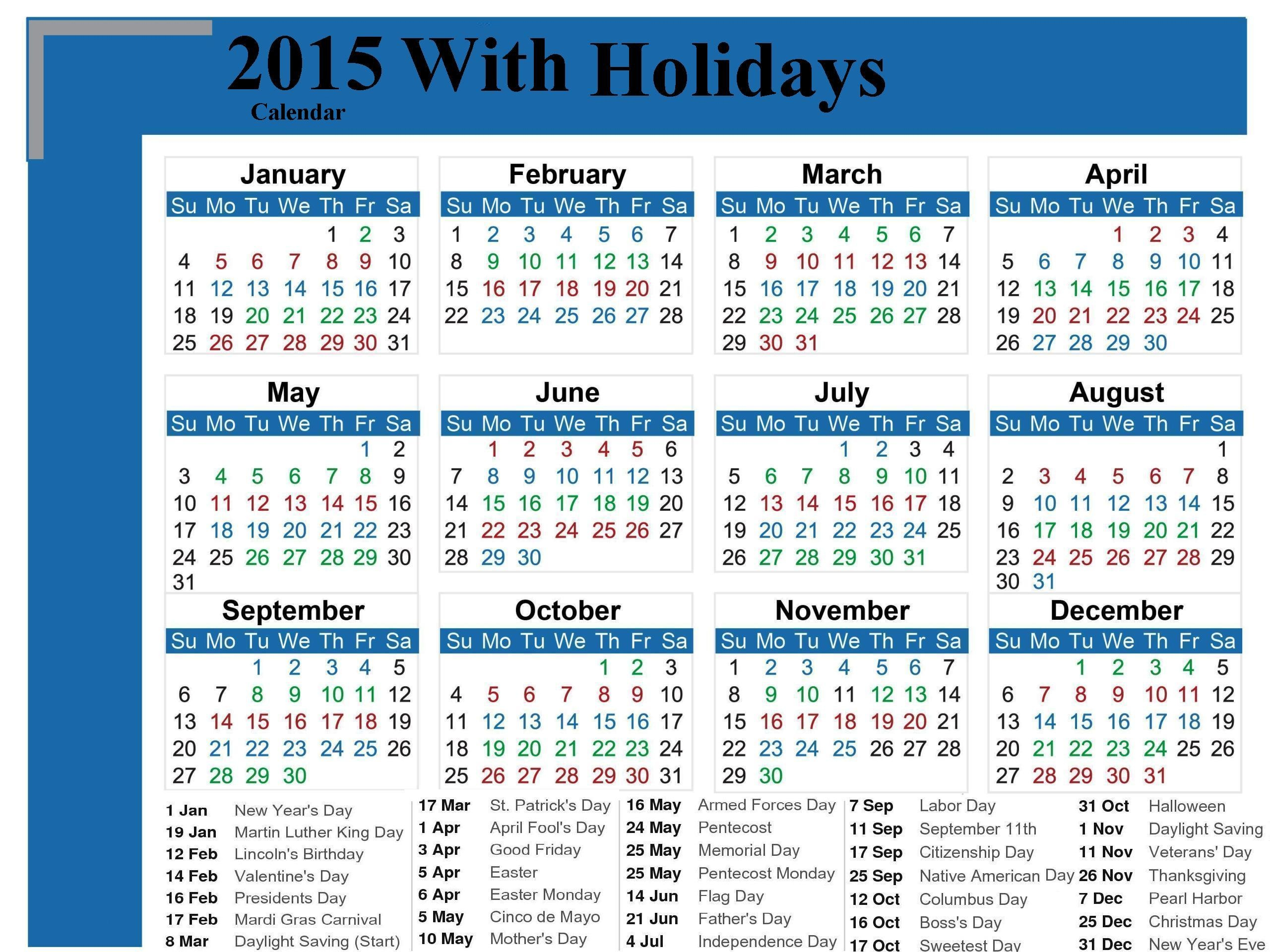 2015-Calendar-With-Holidays-HD-Wallpaper