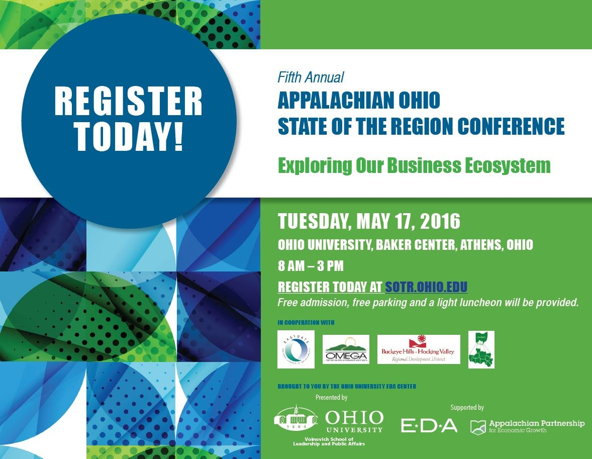 Appalachian Ohio State Of the Region Conference