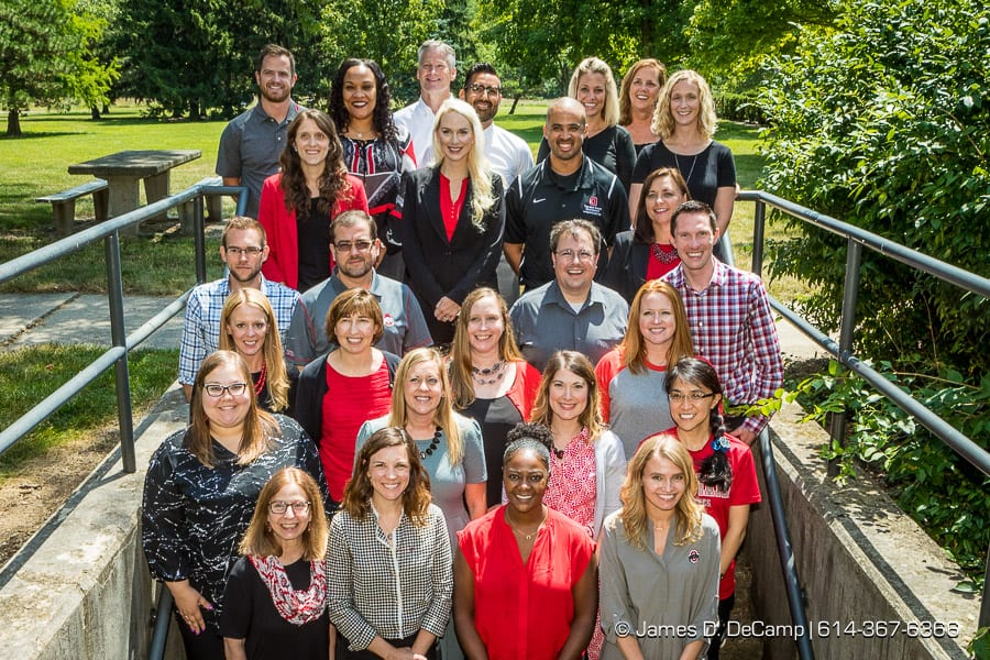 Picture of the 2018-2019 University Staff Advisory Committee Members