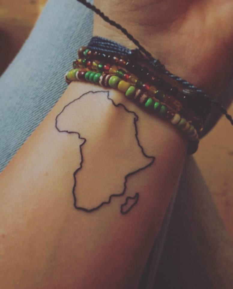 passionate ink anna rowe rh u osu edu africa outline tattoo designs african outline tattoo