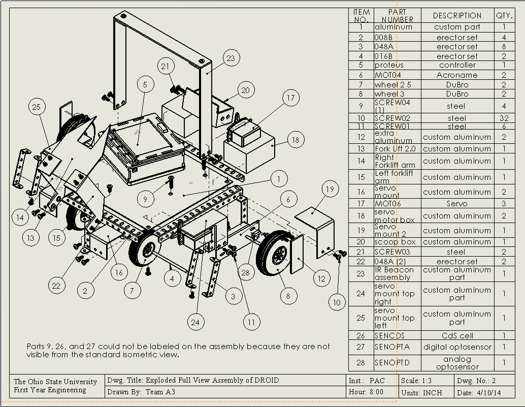 4  14  14  U2013 Cad Drawing Of Droid