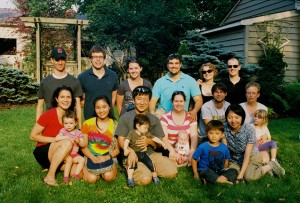 Grottoli Lab Group 2011