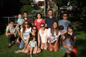 Grottoli Lab Group 2012