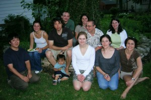 Grottoli Lab Group 2007