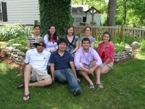 Grottoli lab group 2008