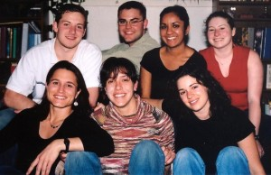 Grottoli Lab Group 2004