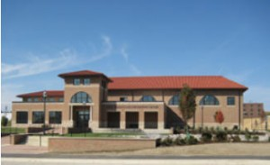 Recreation center image