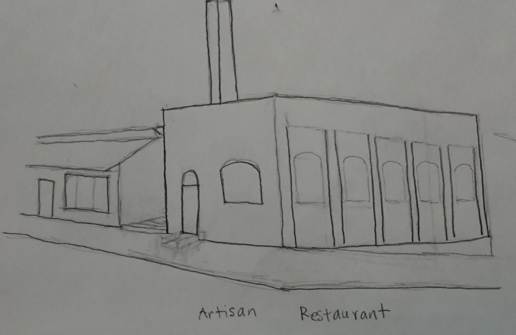 restaurants crp 2110