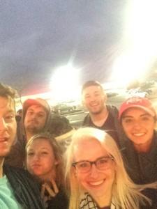 Charlie Thompson, Heidi Cron, Adam Trimmer, Hannah Sargel, Jake Byerly, Rachel Petrosino