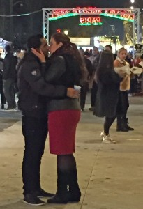 PDA is practically a requirement in Paris