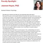 Faculty Spotlight Document