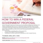 How to Win a Federal Government Proposal Event