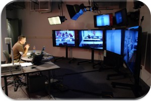 video conference example -instructor perspective