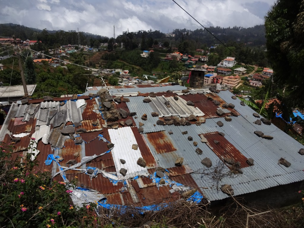 Rooftops of Kodaikanal