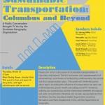 sustainable transportation columbus flier