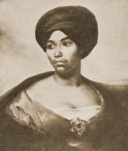 Image of an African American woman