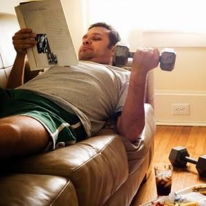 lazy-fitness