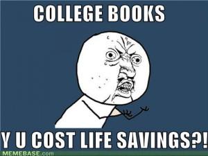textbook meme