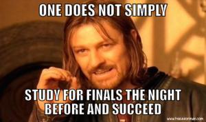 StudyFinals