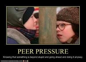 peer pressure 1