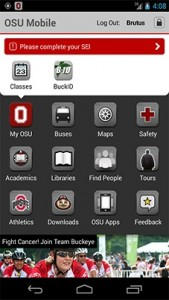 OSU Mobile App