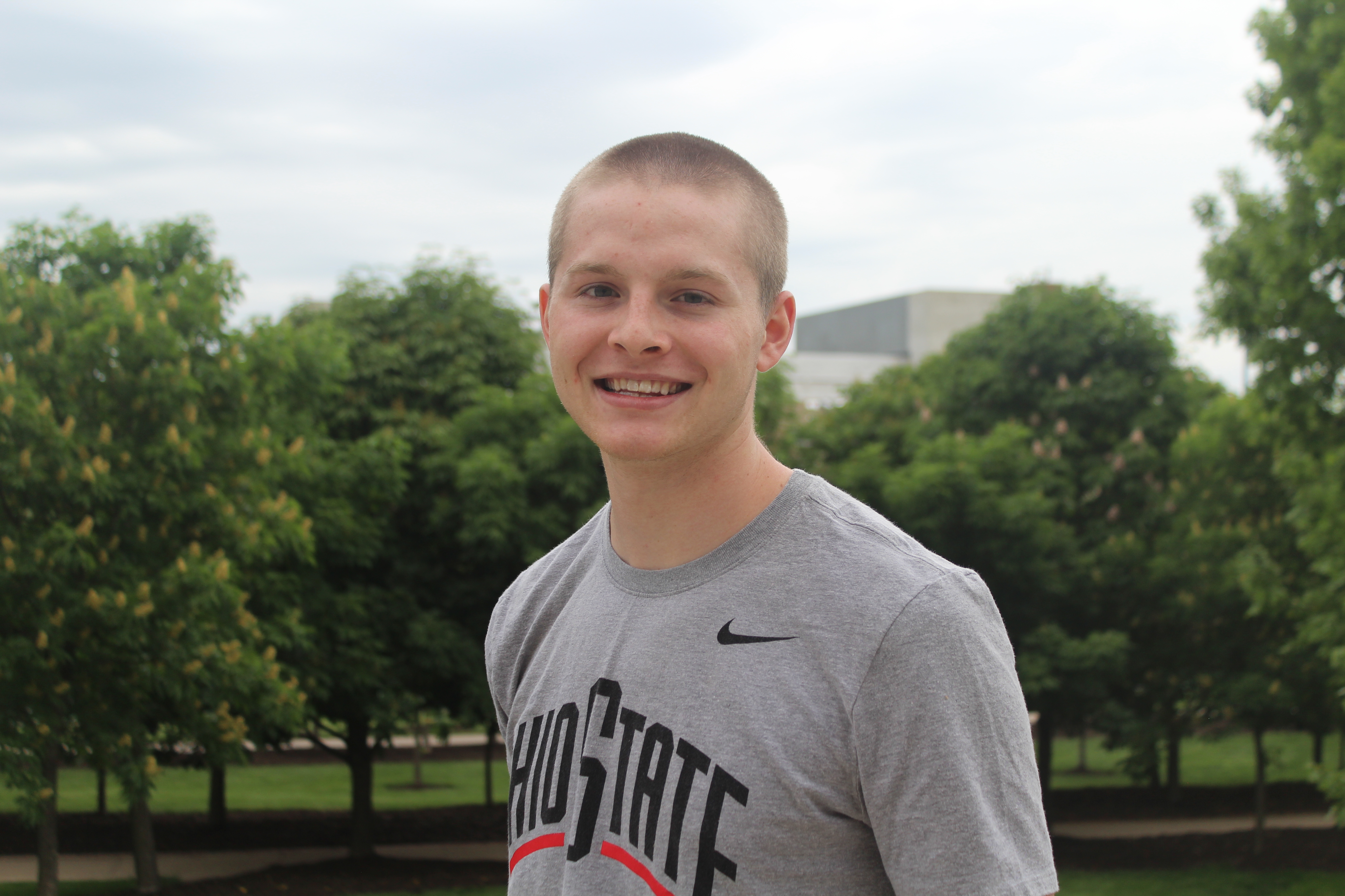 first things first thoughts and advice from staff and students corey as a peer leader i have found great reward in sharing my experiences first year students here at ohio state during my first year