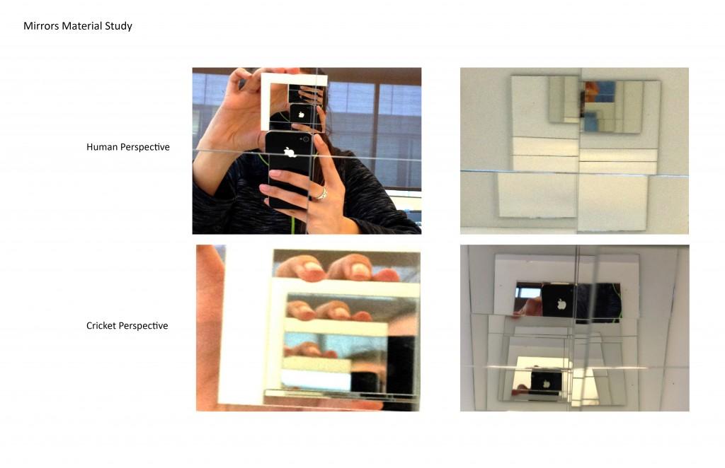 mirrors materials