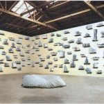 Liu Jianhua's art installation called Daily Fragile
