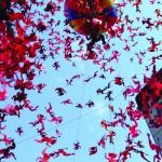 Lv Shengzhong's art installation, Propitious Omen Descending