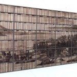 Lv Shengzhong's art installation called Landscape Study