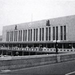 Dalian Train Station built under Japanese occupation