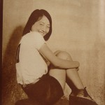 Li Lili photo by famous photographer Lang Jingshan