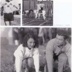 Scenes from the film Queen of Sports
