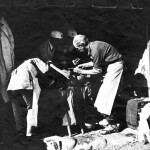 Dr. Norman Bethune working in 1939