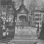 Tomb of Qiu Jin in Hangzhou, ca. 1913