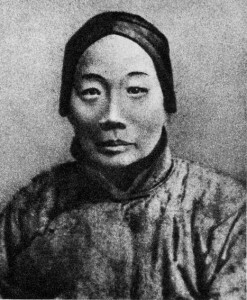Lu Rui, Lu Xun's mother