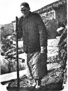 Shou Jingwu, Lu Xun's teacher