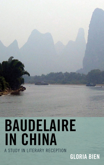 Book cover for Baudelaire in China