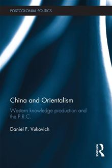 Book cover for China and Orientalism