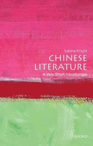 Book cover for Chinese Literature