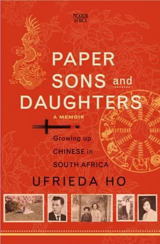 Book cover of Paper Sons and Daughters