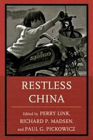 Book cover for Restless China
