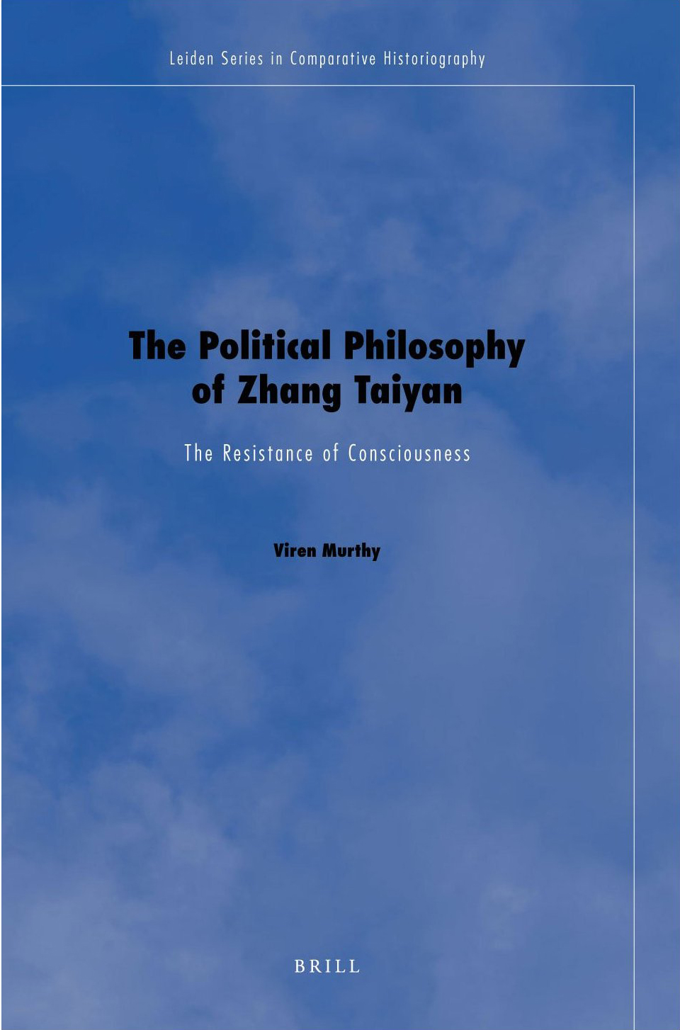 Book cover for The Political Philosophy of Zhang Taiyan