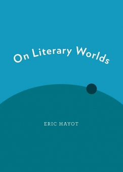 Book cover for On Literary Worlds