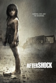 English poster for Aftershock